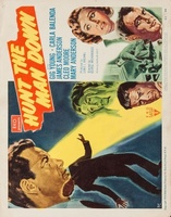Hunt the Man Down movie poster (1950) picture MOV_ca97d8a9