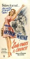 A Lady Takes a Chance movie poster (1943) picture MOV_ca9b0321