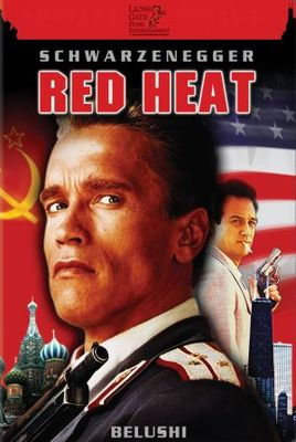 Red Heat movie poster (1988) poster MOV_ca9b6a87