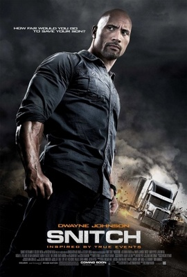 Snitch movie poster (2013) poster MOV_caa1848c