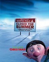 Arthur Christmas movie poster (2011) picture MOV_caa3ad0e