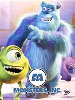 Monsters Inc movie poster (2001) picture MOV_caa5e6a8