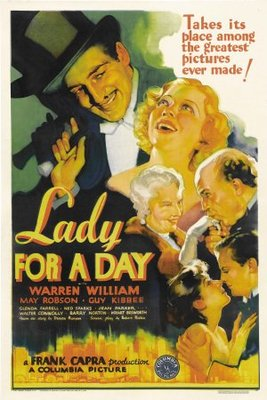 Lady for a Day movie poster (1933) poster MOV_caa6ccc2