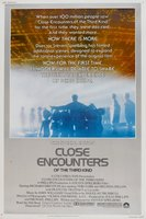 Close Encounters of the Third Kind movie poster (1977) picture MOV_caa702d4
