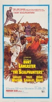 The Scalphunters movie poster (1968) picture MOV_caa89164