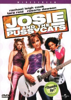 Josie and the Pussycats movie poster (2001) poster MOV_caaa8380
