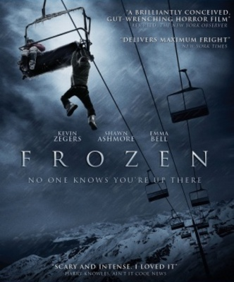 Frozen movie poster (2010) poster MOV_caad79f3