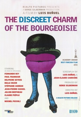 Charme discret de la bourgeoisie, Le movie poster (1972) poster MOV_caad9a82