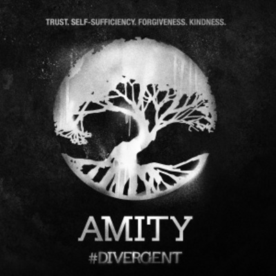 Divergent movie poster (2014) poster MOV_caae4b08