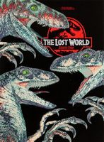 The Lost World: Jurassic Park movie poster (1997) picture MOV_caafe445