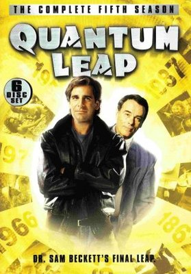 Quantum Leap movie poster (1989) poster MOV_cab1a3fc
