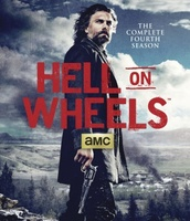 Hell on Wheels movie poster (2011) picture MOV_cab1d30f