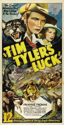 Tim Tyler's Luck movie poster (1937) poster MOV_cab43295