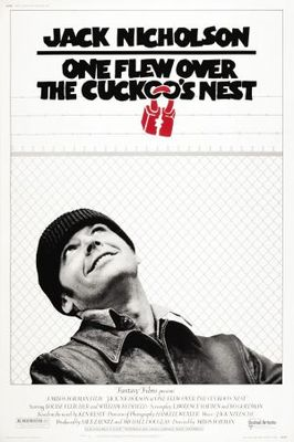 One Flew Over the Cuckoo's Nest movie poster (1975) poster MOV_cab896d5
