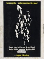 Judgment at Nuremberg movie poster (1961) picture MOV_393f6307