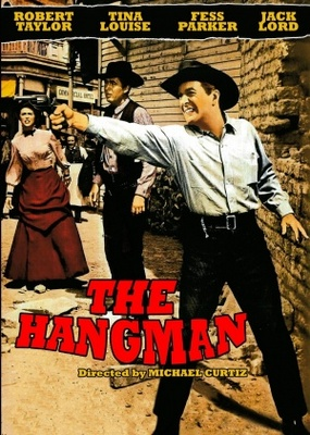 The Hangman movie poster (1959) poster MOV_cac710ba