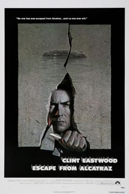 Escape From Alcatraz movie poster (1979) poster MOV_caca6086