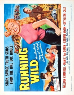 Running Wild movie poster (1955) poster MOV_cacd34ee