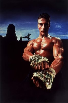 Kickboxer movie poster (1989) poster MOV_cad13f1e
