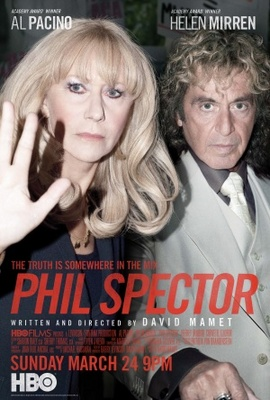 Phil Spector movie poster (2013) poster MOV_cad38f69