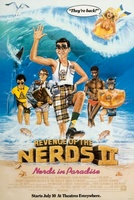 Revenge of the Nerds II: Nerds in Paradise movie poster (1987) picture MOV_cad5e87f