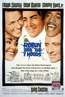 Robin and the 7 Hoods movie poster (1964) picture MOV_cad6427b