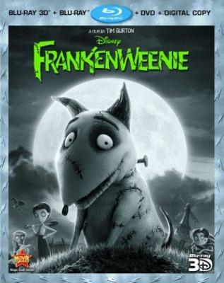 Frankenweenie movie poster (2012) poster MOV_cadbbda8