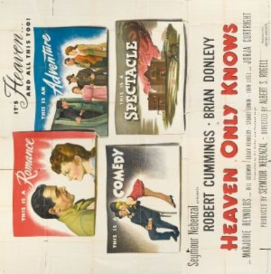 Heaven Only Knows movie poster (1947) poster MOV_cadc9f78