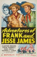 Adventures of Frank and Jesse James movie poster (1948) picture MOV_cadd79ea