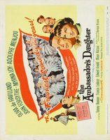 The Ambassador's Daughter movie poster (1956) picture MOV_cade136f