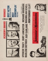 Judgment at Nuremberg movie poster (1961) picture MOV_6af6adbe