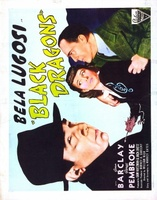 Black Dragons movie poster (1942) picture MOV_cae29b7f