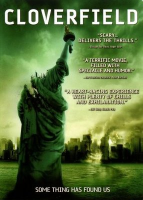 Cloverfield movie poster (2008) poster MOV_caea4f68
