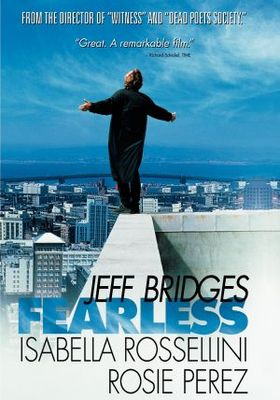 Fearless movie poster (1993) poster MOV_caf164dd
