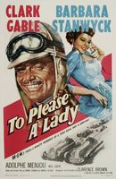 To Please a Lady movie poster (1950) picture MOV_cafd7c76