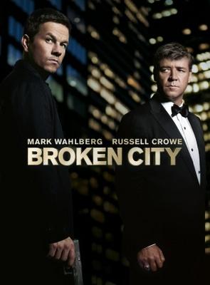 Broken City movie poster (2013) poster MOV_cafe6d72