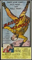 Bailout at 43,000 movie poster (1957) picture MOV_cb056d6c