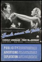 Hands Across the Table movie poster (1935) picture MOV_cb084a65