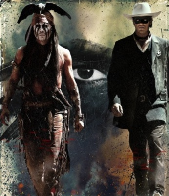 The Lone Ranger movie poster (2013) poster MOV_cb085b2e