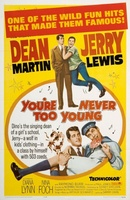 You're Never Too Young movie poster (1955) picture MOV_cb0999fb