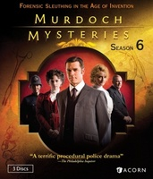 Murdoch Mysteries movie poster (2008) picture MOV_cb0a113f
