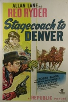 Stagecoach to Denver movie poster (1946) picture MOV_cb0b73af