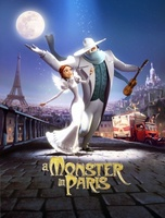 Un monstre à Paris movie poster (2009) picture MOV_cb0ba3c4