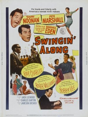 Swingin' Along movie poster (1961) poster MOV_cb0dcf89