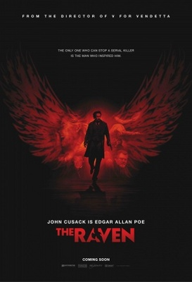 The Raven movie poster (2012) poster MOV_cb106ed9
