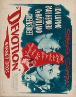 Devotion movie poster (1946) picture MOV_cb1b3b53