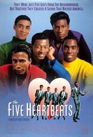 The Five Heartbeats movie poster (1991) picture MOV_cb1deece