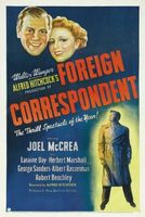 Foreign Correspondent movie poster (1940) picture MOV_cb1dfaaa
