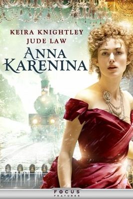 Anna Karenina movie poster (2012) poster MOV_cb224a99