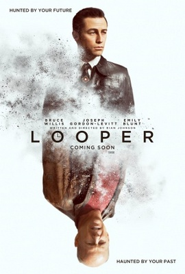 Looper movie poster (2012) poster MOV_cb287a10